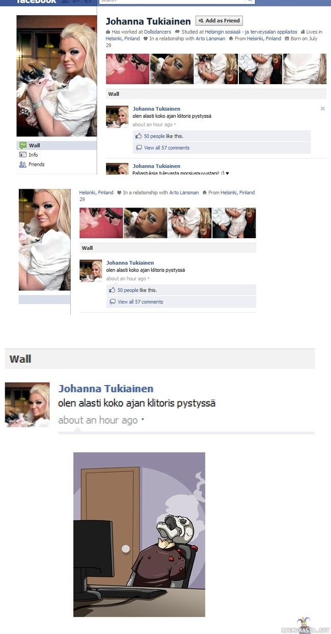 Tukiainen & Facebook