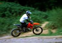 motocross pyörä