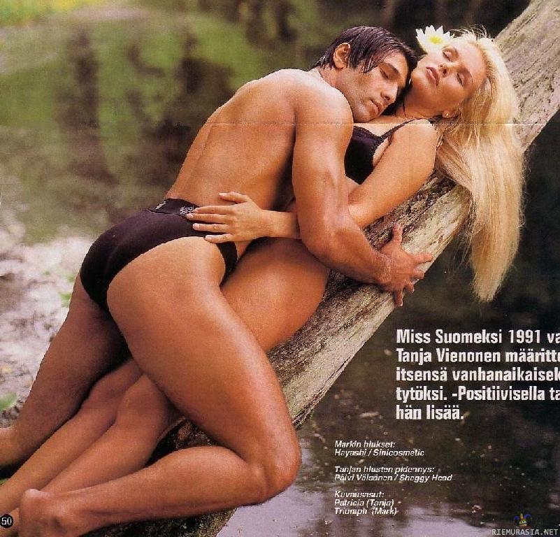 mies panee hieronta homoseksuaaliseen eroottinen