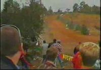 WRC Crashes