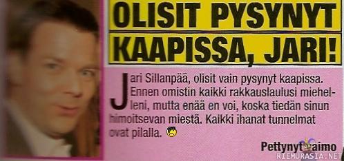 Jari Sillanpää Meme