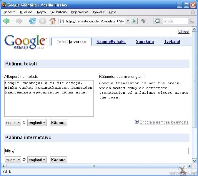Google Kääntäkä