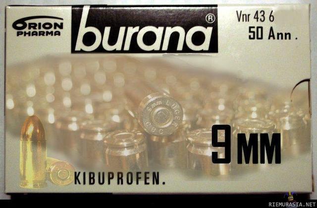 9mm Burana