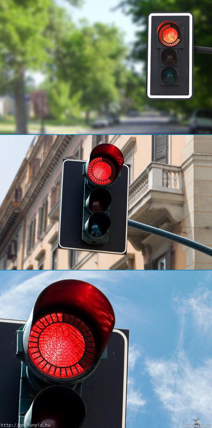 Liikennevalot