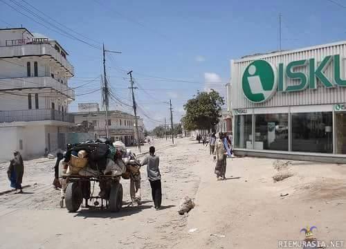 Isku Mogadishuun