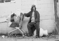 Helping homeless.
