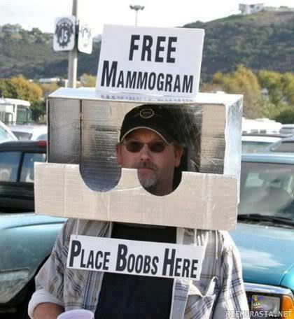 Ilmainen Mammografia