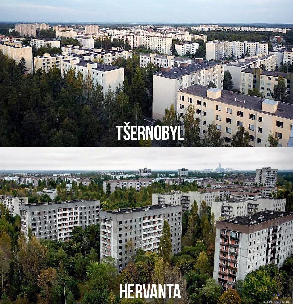 Kouvola Tshernobyl
