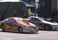 Drag Racing - behind the scenes