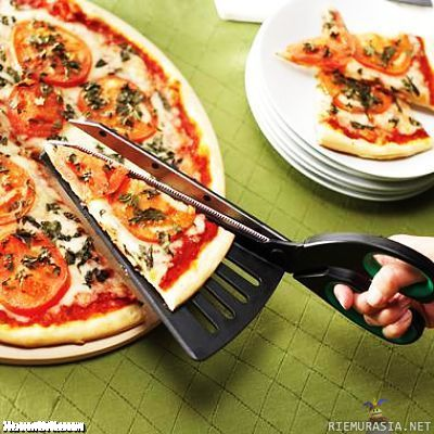 Pizza slicer - Pizza slicer