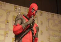 Deadpool Does Comic-Con