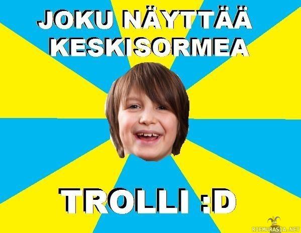 Trollaus