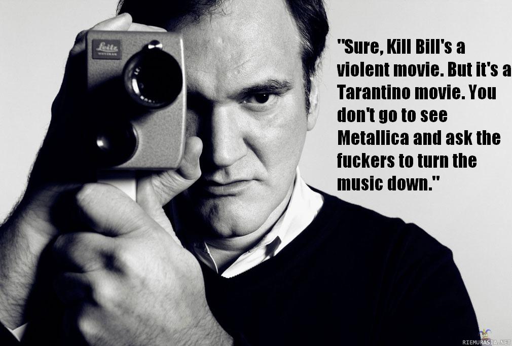 Tarantino Elokuvat