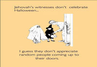 Jehovah´s witnesses