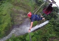 Lake Sebu's seven falls and zipline