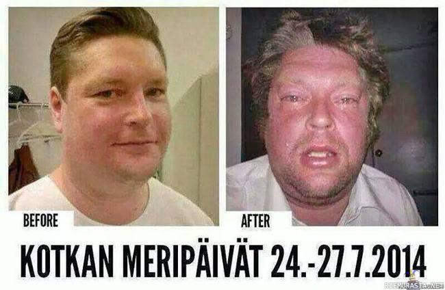 Kotkan Meripäivät Meemi