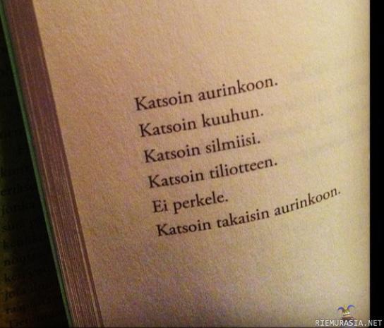 Nainen Runo