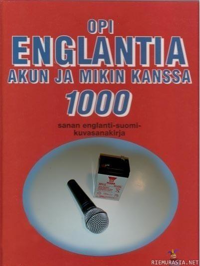 Opi Englantia Kuunnellen