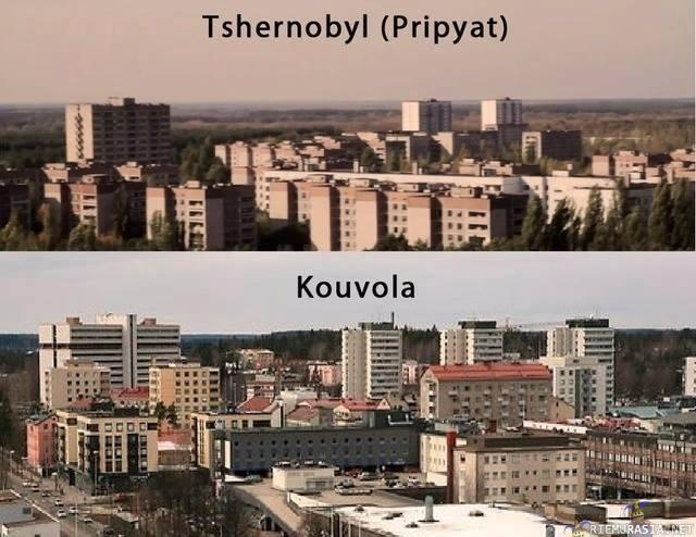 Kouvola Tsernobyl