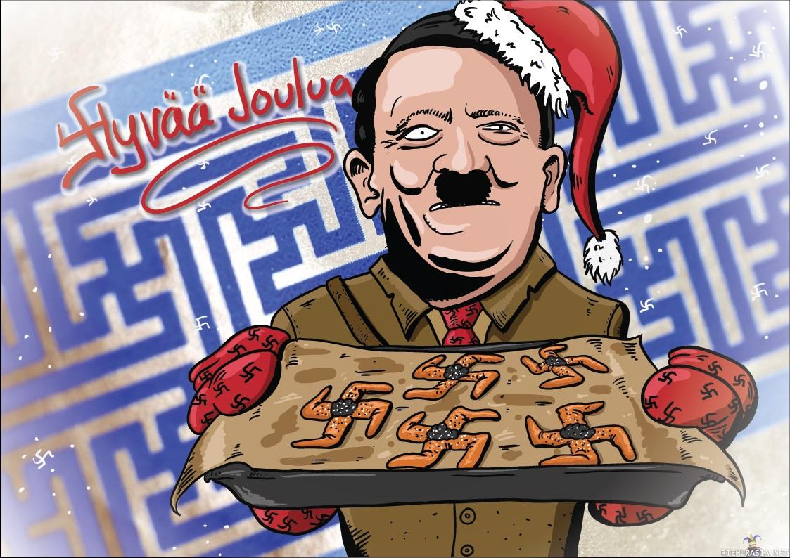 hyvää joulua Hyvää joulua hyvää joulua