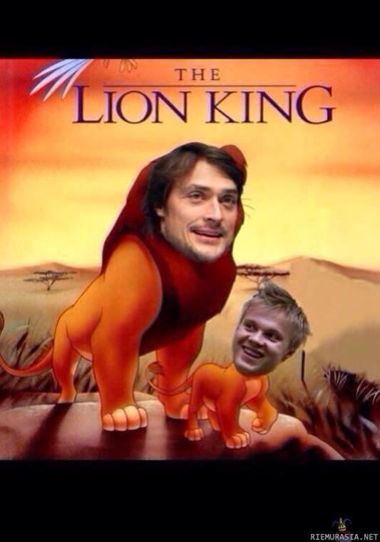 Leijonakuningas Suomi