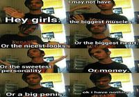 Miksi tytöt kuin iso penis