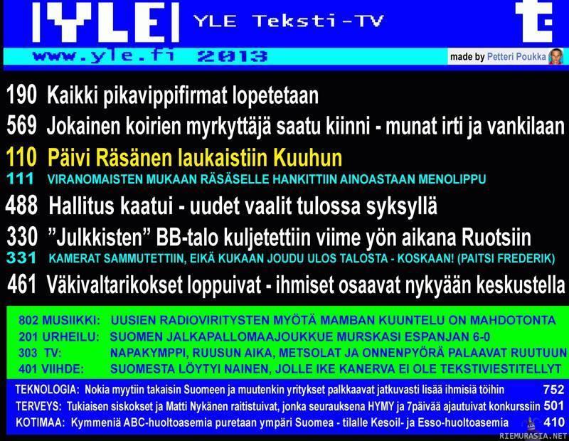 M.Teksti Tv