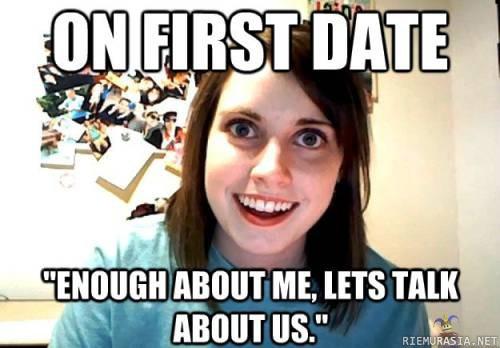 Dating säännöt toisen päivä määrän jälkeen