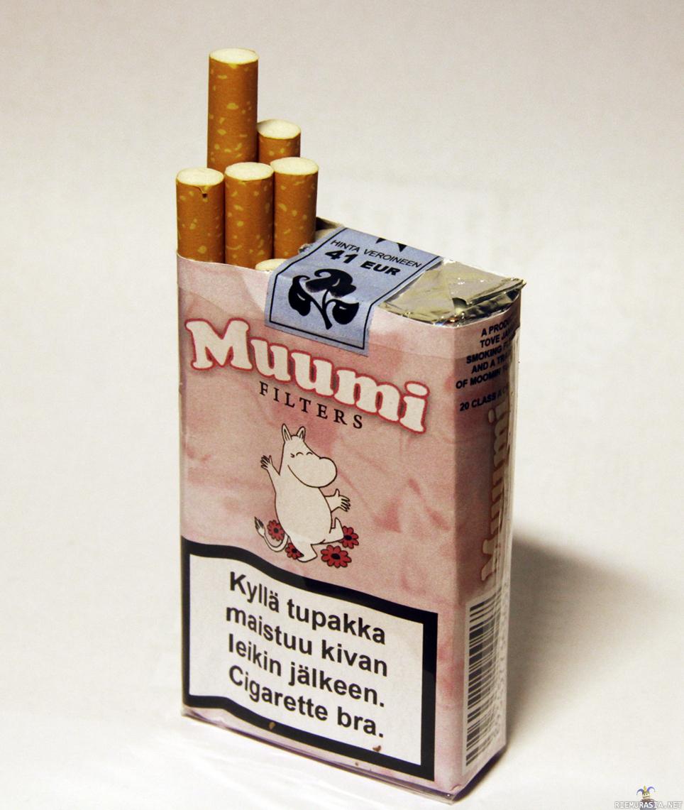Tupakkamerkit
