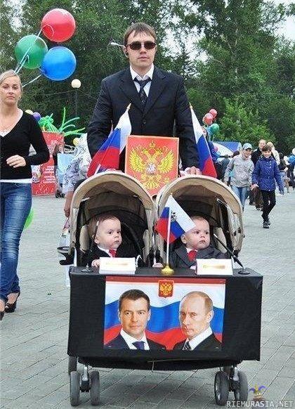 Russian Presidency In 30