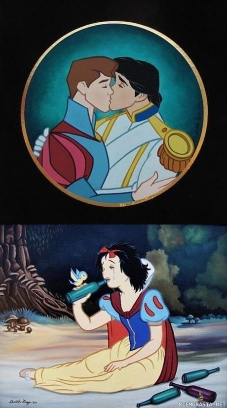 Disney suku puoli video
