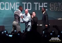 Jon Jones ja Anthony Johnson Play a Prank on Dana White (UFC)